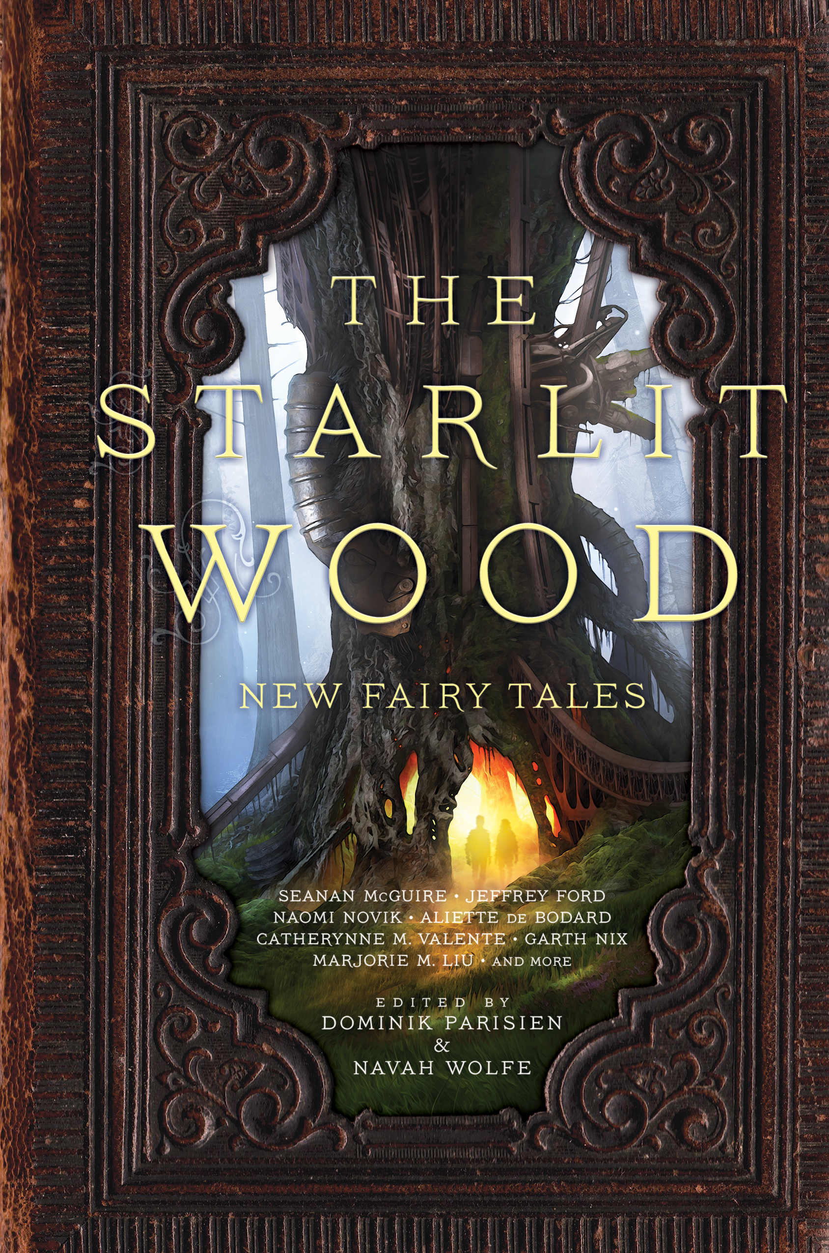 Cover of The Starlit Wood